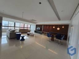 Apartamento de luxo ,mobiliado, 3 suítes +escritório +dce ,316 m² por R$ 2.000.000 - Miram