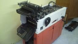 Impressora Off-set Multilith 1250