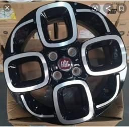 Vendo jogo de roda  14 uno sporting
