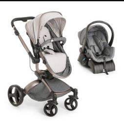 Carrinho de bebê Dzieco Vulkan 360?