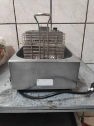 Título do anúncio: Fritadeira elétrica usada