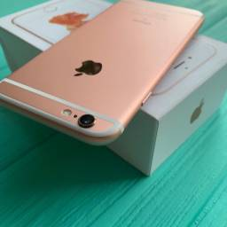 iPhone 6s Rosê ZERADOOOOO 32GB