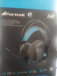 Headset gamer Fortrek H2