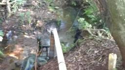 Linda Chácara plana. 21,5 hectares. Rica em Água. Bandeirantes MS
