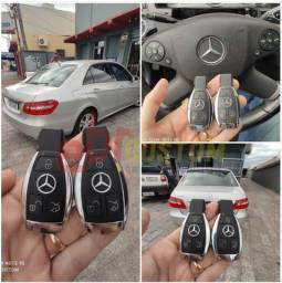 Chaves p/ linha Mercedes