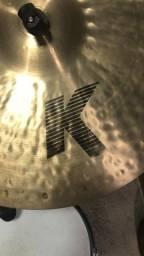 Zildjian K custom dry complex 22