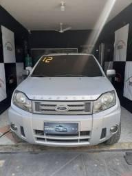 Ford EcoSport 2012 1.6 XLS Completo com GNV