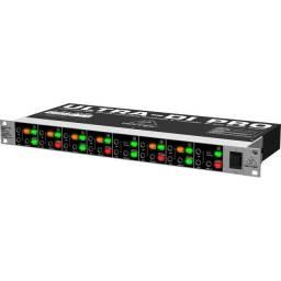 Direct box rack Behringer Ultra di pro