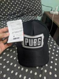 Boné gamer PUBG
