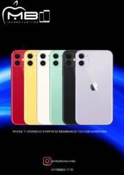 iPhone 11 seminovo com garantia a partir