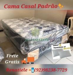 Cama Casal PADRÃO** CAMA CAMA cama ## FRETE GRATIS