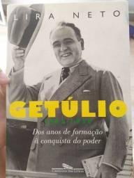 Livro Getúlio volume 1 de 1882-1930 Dos anos de formação à conquista do poder