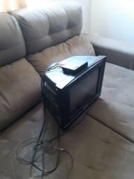 TV e computador