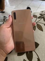 Vendo Samsung Galaxy A7 2018