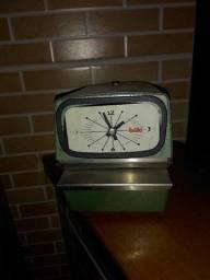 Relógio ponto antigo