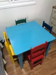 Jogo de mesa infantil