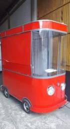 Carrinho / food truck / mini trailer