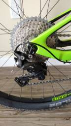 Bike cannondale Full carbono scalpel-si