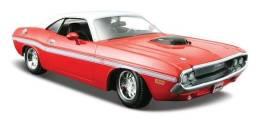 Dodge Challenger RT 70 Maisto 1:24