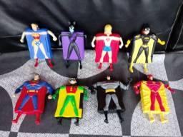 Liga da Justiça - Coleção McDonalds 2007 - Faço ML.