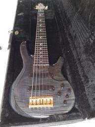 Baixo Yamaha TRB6P1 com Case original