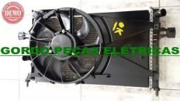 Kit Radiador+ Ventoinha Astra - Vectra Mecânico 2009-2012