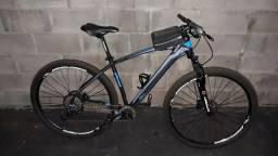 Bicicleta 29 freio a disco cubo shimano 11v