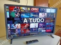 Smart tv 32 Full HD aceito cartão faço entrega