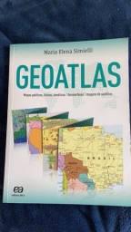 Geoatlas de Maria Elena Simielli - Editora Ática
