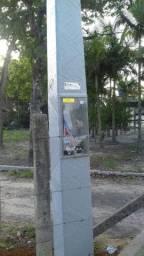 Venda e instalação de poste Padrão Celesc