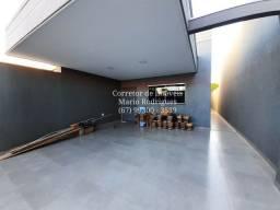 Jardim Leblon Casa 3 Quartos sendo  um Suite com closet e Área Gourmet