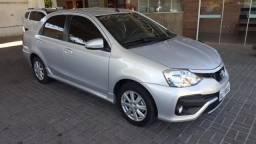 Etios sedan 2018 automático - 2018