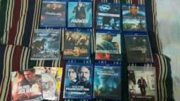 Blu-ray - vendo filmes