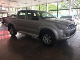 Toyota Hilux SR 2.7 - 2013