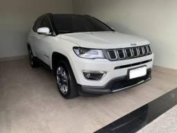 Jeep Compass Limited Unico Dono - 2018