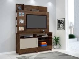"""Home Aporé para TVs até 50"""" da JCM - Suporte de TV incluso - Entrega Grátis"""