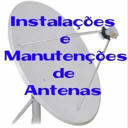 Suporte Técnico em Antenas
