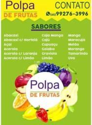 Polpa de Frutas Naturais