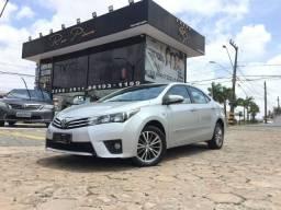 Toyota Corolla XEI 2.0 Automático 14/15 - Troco e Financio! - 2015