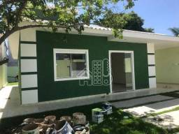 Casa com 3 dormitórios à venda, 112 m² por R$ 430.000 - Cajueiros (Itaipuaçu) - Maricá/RJ