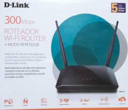 Roteador Wi-Fi Router D-LINK