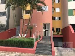 Apartamento com 1 dormitório à venda, 31 m² por r$ 165.000 - cristo rei - curitiba/pr