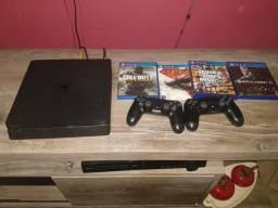 Vendo PS4 por R$1600