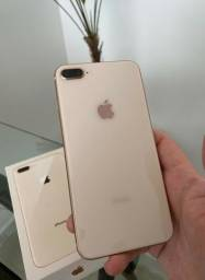 IPhone 8 Plus - Impecável - completo