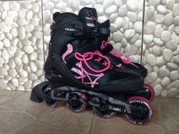 Patins Oxer Byte - In Line - Abec 7 - TAM 42