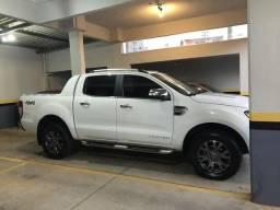 Vendo ranger limited 3.2 diesel - 2018