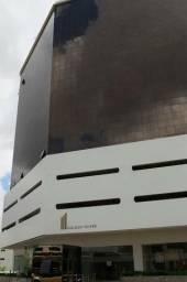 Sala Comercial no Golden Tower, nova com 33,42 M² + Vaga Coberta, R$ 170.000,00