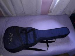 Bag capa almofadada para violão