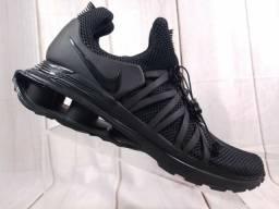 Tênis Nike Shox Gravity Black Original, Novo e na Caixa. (Tamanho: 38. 39. 40. 41. 42)