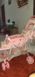 Pra vender logo!carrinho de baby semi novo